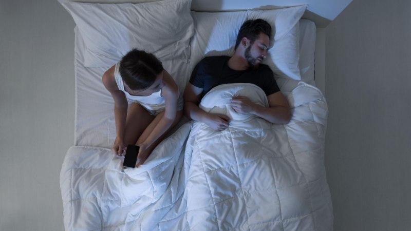 9 märki, et mees voodis orgasmi teeskleb