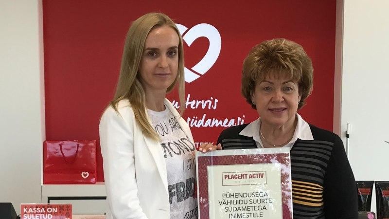 Rinnavähi ennetuskuul koguti vähiliidu toetuseks 1800 eurot