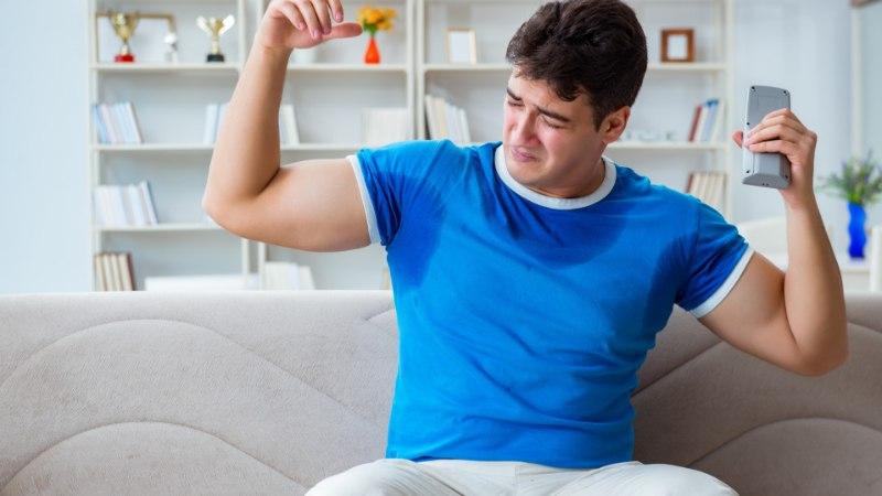 ÕUDNE HIGIHAIS! Mis paneb lõhnatu higi vastikult haisema?