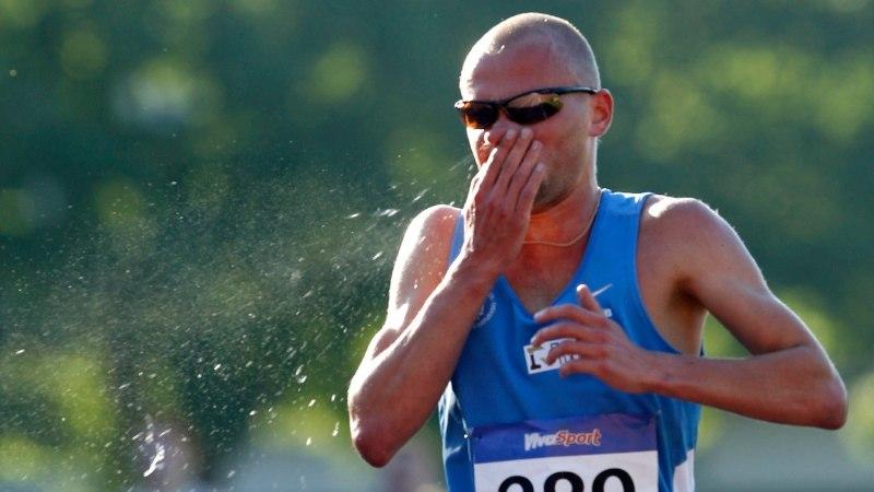 Eelnevalt karistatud Eesti sportlane sai pika võistluskeelu dopinguaine valdamise eest