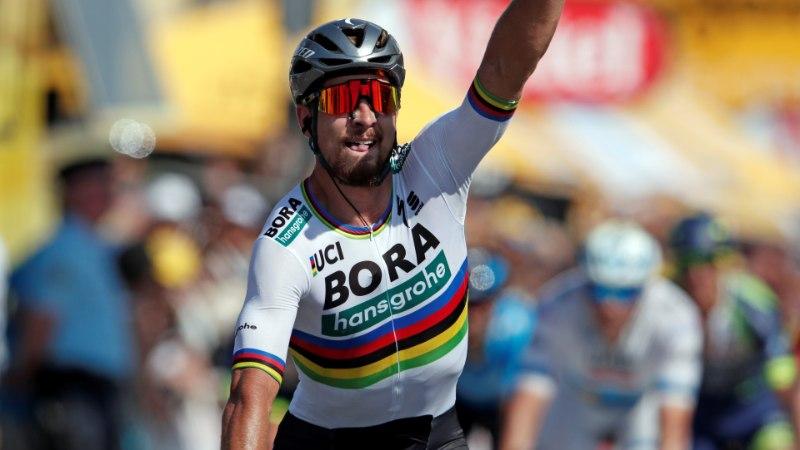 VIDEO | Pingeline Tour de France: üldliider kukkus, Slovakkia täht kasutas võimalust