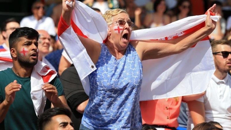 Ühtne ja nooruslik Inglismaa jätkab joovastavat MMi