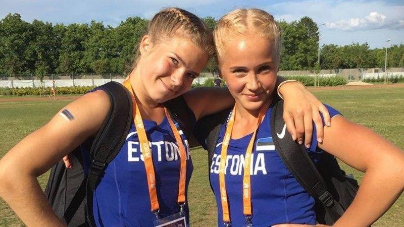 TUBLID! Eesti kergejõustiklased võitsid EMilt esimesed medalid