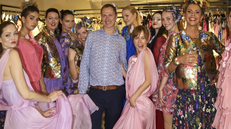 PILDID | 12 säravat muusat Embassy of Fashion suveöö unenäos