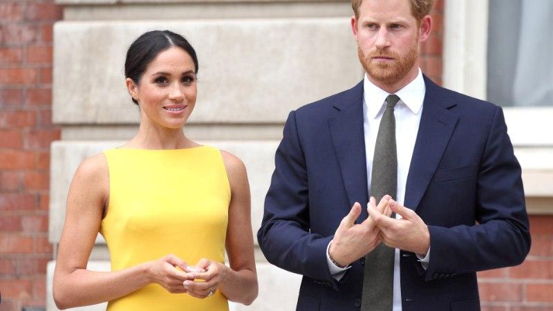 Meghan Markle'i poolõde: Harry pidanuks abielluma Cressida Bonasega!