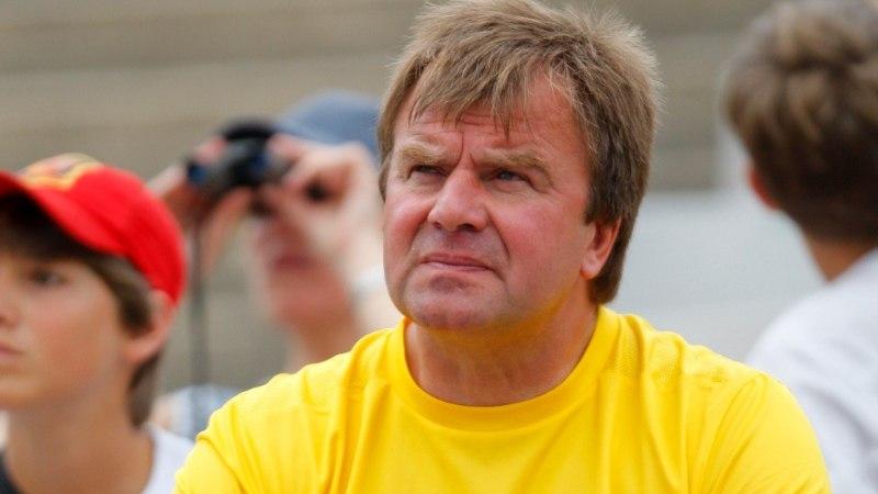 Kergejõustikutreener Urmas Randma Kristo Galetast: halb kui nn pahale poisile koht kätte näidatakse, aga ju ta on ise vaimud välja kutsunud