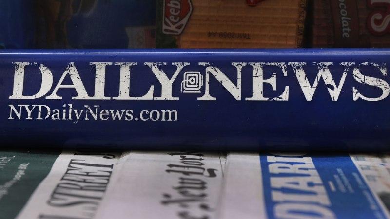 End pildilehena reklaamiv Daily News vallandas kõik oma fotograafid