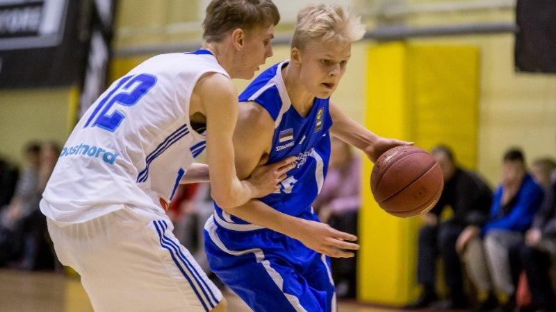 VÄGEV! U16 koondis võitis Balti matši, viimases mängus alistati Läti