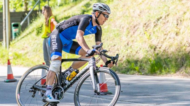 Eesti jalgrattur sattus Prantsusmaal autoavariisse