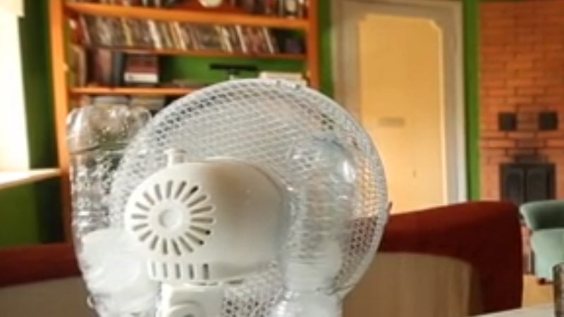 ÕHTULEHE VIDEO | TEE ISE: karastav õhukonditsioneer ainult 20 sendi eest