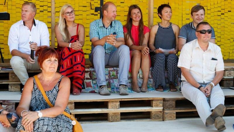 GALERII | Vaata, kuidas möödus esimene päev arvamusfestivalil