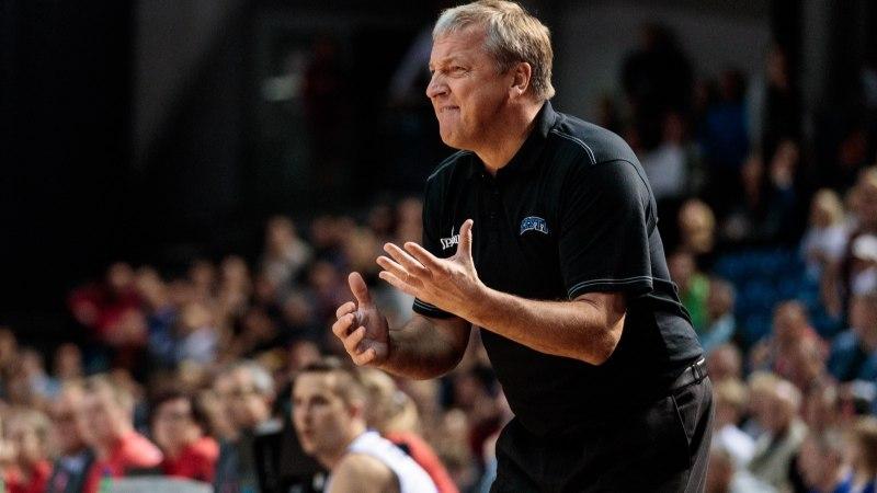 Korvpallikoondis valmistub MM-valikmängudeks kodumaal Belgia vastu