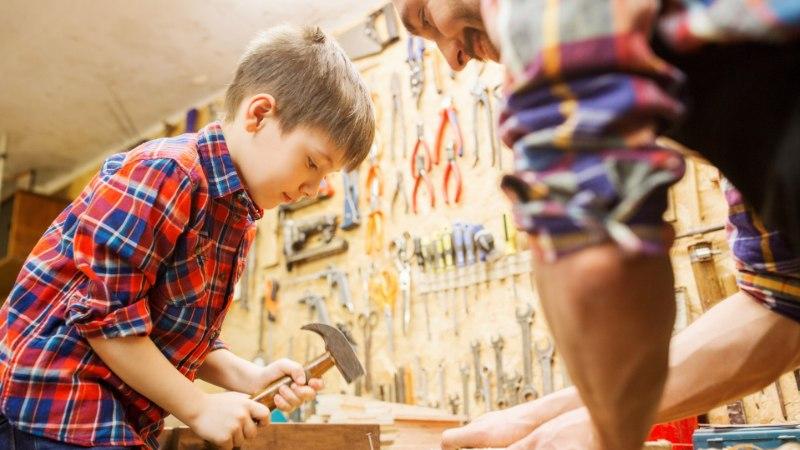 Abimees meistrimehele: laminaatparketi paigaldamise kiirkursus