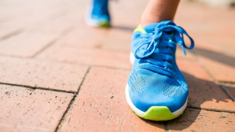 KEHALE MEELDIB: vaata, miks peaksid rohkem kõndima!