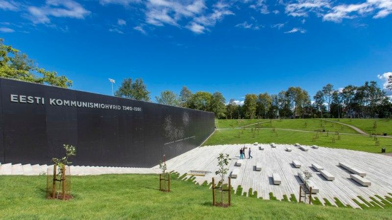 Мемориал на Маарьямяги практически готов: как он будет выглядеть и почему?