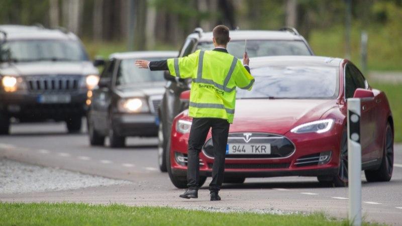 Ürituste tõttu on Lõuna-Eestis liikluspiirangud
