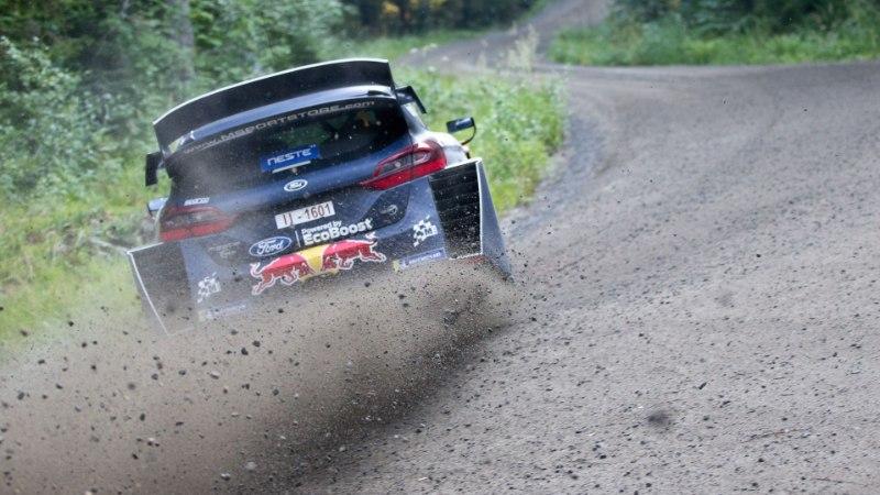 M-Sport töötab palehigis, et Ogier' autot kiiremaks muuta