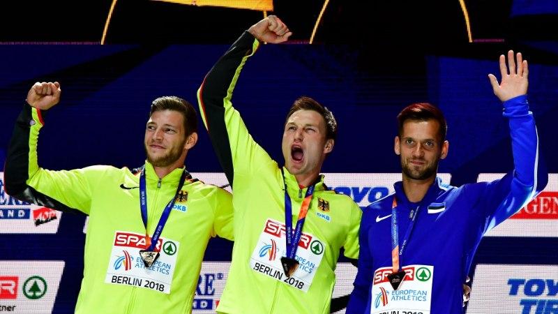 ÕL BERLIINIS | Röhler tuhandetele fännidele: mul on väga hea meel, et Magnus suurepärase kolmanda koha võitis
