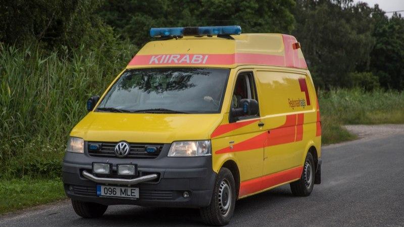 Möödunud ööpäeval vajas seitse inimest liiklusõnnetuse tõttu haiglaravi