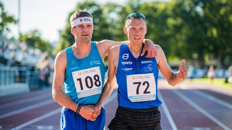 ÕL BERLIINIS | Lõbusas tujus maratonimehed püüavad Eesti ühiskonnale lisaväärtust anda
