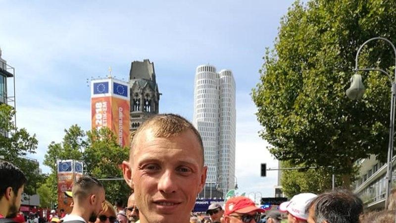 ÕL BERLIINIS   Vägeva jooksu teinud Tiidrek Nurme kuulutas end ametlikult maratonijooksjaks