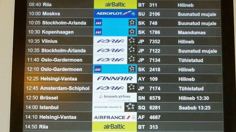 Küsimus | Kuidas käituda lennu ärajäämise korral?