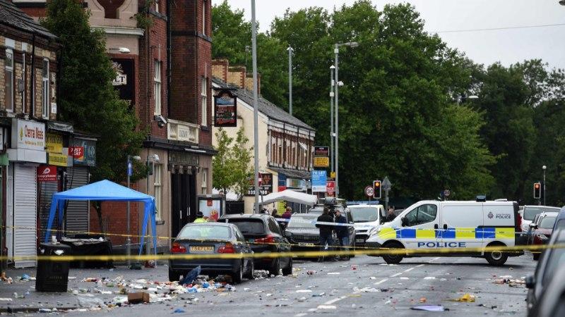 VIDEO | Manchesteris sai tulistamises haavata 10 inimest