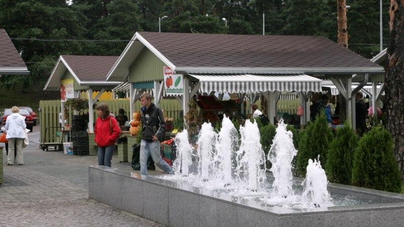 PIKKADE NEEDUS: Tallinna turgudel võib pea ära lüüa!