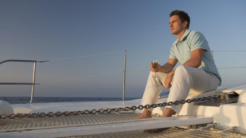 Merel või sadamas: mida kannab stiilne mees (jaht)laeva pardal?
