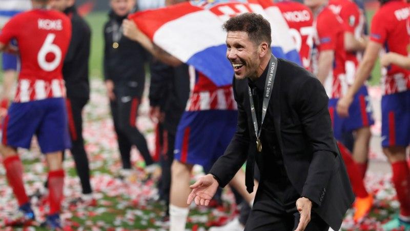 Atletico unistab finaalmängus väikesest eurorevanšist