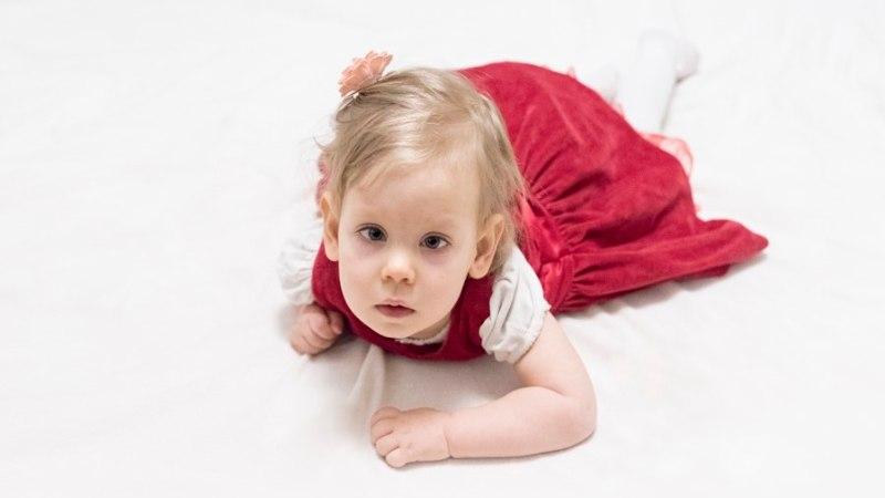 Haruldase haigusega laps sai vajalikud kompressioonrõivad