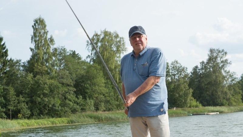 KAS TEADSID? Ansambli Fix mehed on tõelised kalastusfännid!