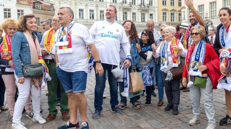 Hispaania Luule Komissarovid vallutavad Tallinna vanalinna