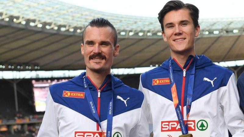 Hulluks läinud: Norra imevendade isa tahtis Berliini EMilt veel rohkem medaleid!