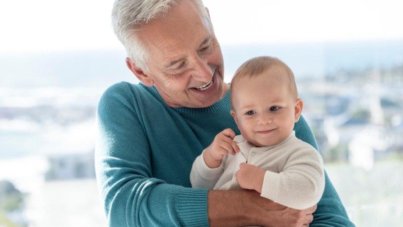 ISAKS VANAISA VANUSES? Kuidas see mõjub lapse tervisele?