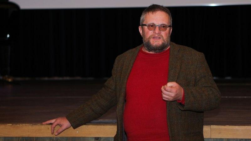 Hardi Volmer: käisin koos Uspenskiga Jugoslaavias