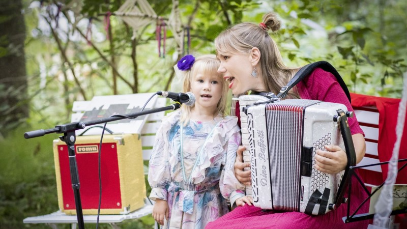 Mari Kalkun: lapse esinemissoov oli mullegi üllatus