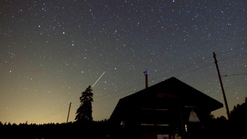 Ära maga meteoriidisadu maha! Need on parimad äpid tähtede vaatamiseks