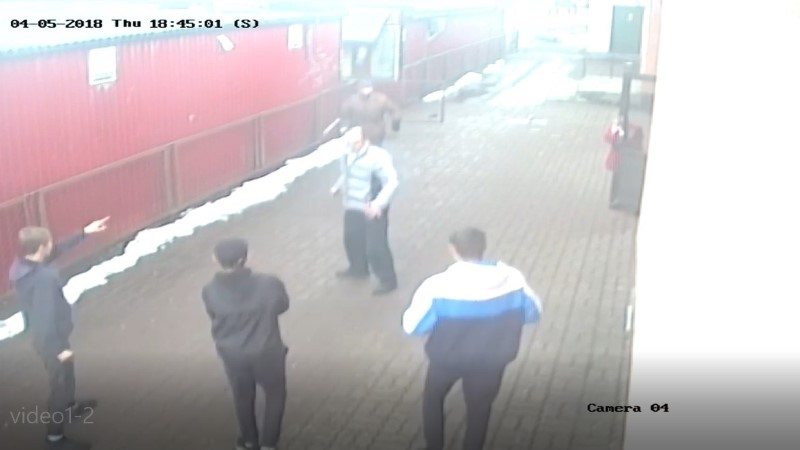 VIDEOD | Tallinna terroriseerinud noortekamp: purjuspäi täiesti pidurdamatud