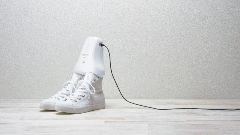 MIDAGI MEESTELE: elektroonikafirma lõi kõrgtehnoloogilise kingade haisust vabastaja
