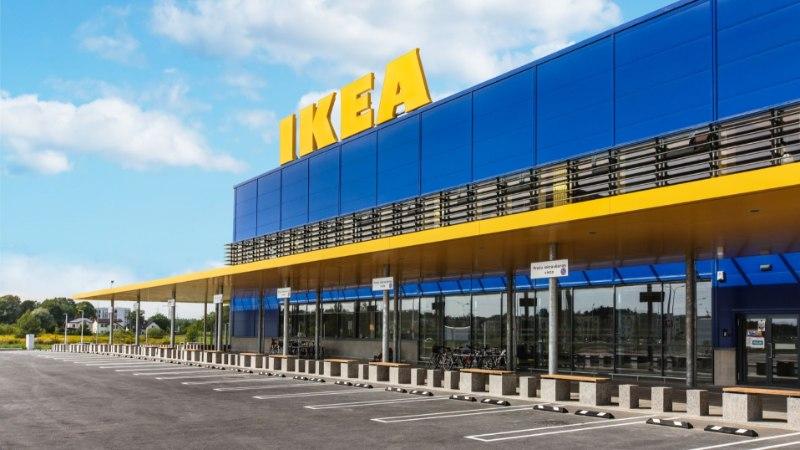 Ikea avab oma esimese poe Lätis juba augusti lõpus