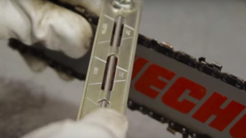 VIDEO | Kuidas teritada mootorsaeketti viiliga?