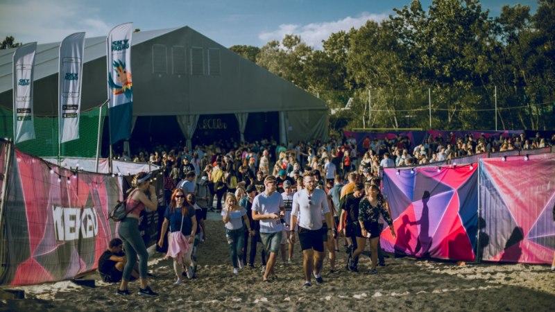 Галерея: в Пярну прошел первый день фестиваля Weekend