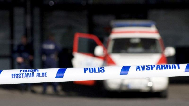 Eestlased röövisid Helsingist kaasmaalase ja jätsid ta läbipekstuna metsa