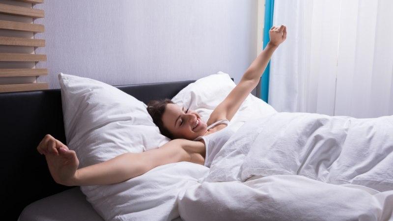 VIIS NÕKSU: kuidas end vormi magada?