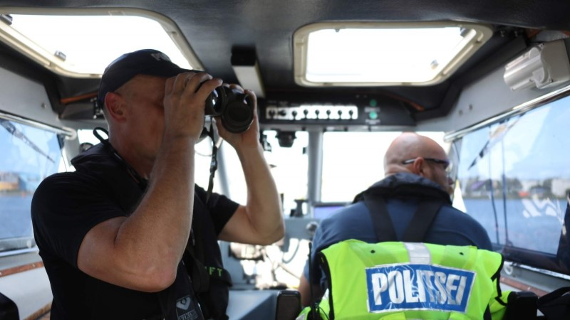 ÕL TV | BINOKLIGA MEREL: mida näevad Weekendil merepäästjad?