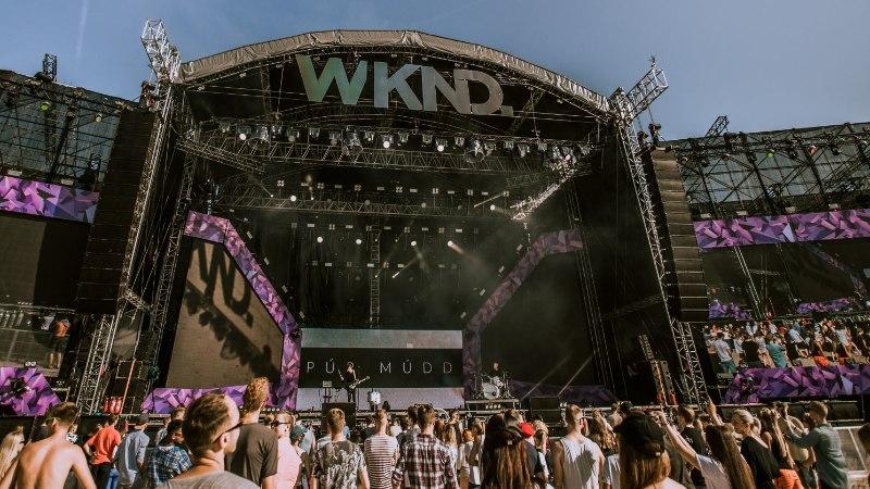 ÕL TV   Kohalikud Weekendist: Tore, et noored saavad pidutseda