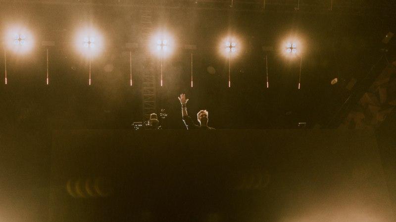 GALERII   David Guetta pakkus tõelise elamuse nii vanadele kui uutele fännidele