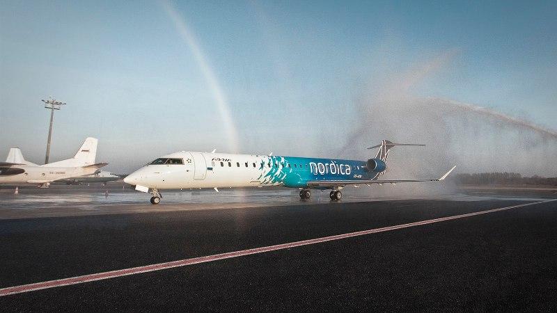 Nordica kapten tundis lennu ajal kokpitis suitsu lõhna, ent lennuk maandus õnnelikult Tallinnas