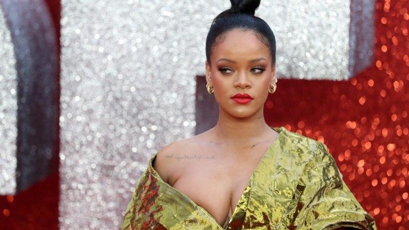 """Rihanna: """"Kui tahad, et sul oleks taguots, siis on sul ka vats ..."""""""